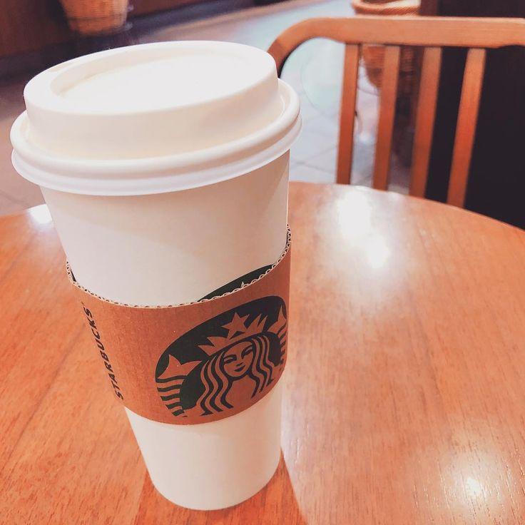 #오늘 #출근 #12시 #이거실화냐 도저히 안 믿겨져서 일찍 나옴 # #모닝커피 #짠 #여유로와 # #    #스타벅스 #커피 #라떼 #starbucks #coffee #latte #daily #iphone8plus