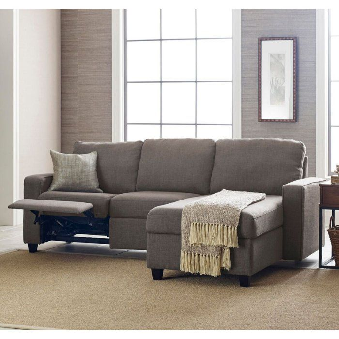 Serta Palisades Reclining Sectional With Storage Chaise Sectional Sofa With Recliner Sectional Sofa Reclining Sectional #signature #design #by #ashley #ellabury #living #room #sectional