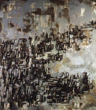 Londres - Vieira da Silva #Portuguese painter