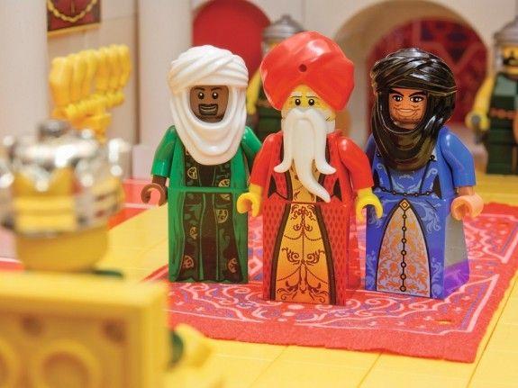 Waarom kerst 2015 het kerstverhaal in lego verbeeld door Brendan Powell Smith spirituele Kerst.010