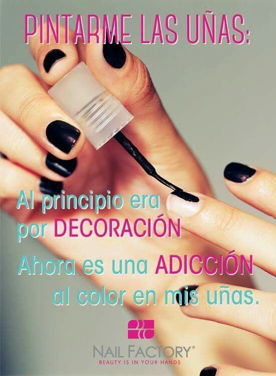 394 best frases y memes de uñas images on Pinterest | Nail quotes ...