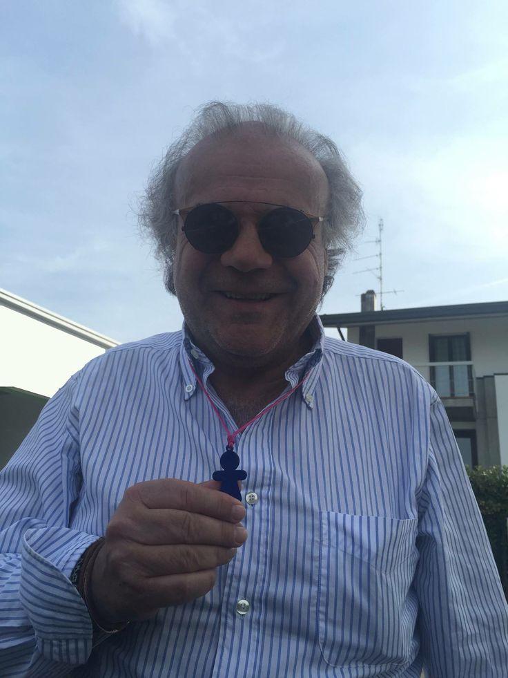 #JerryCalà ed il suo #Tino ... #libidine