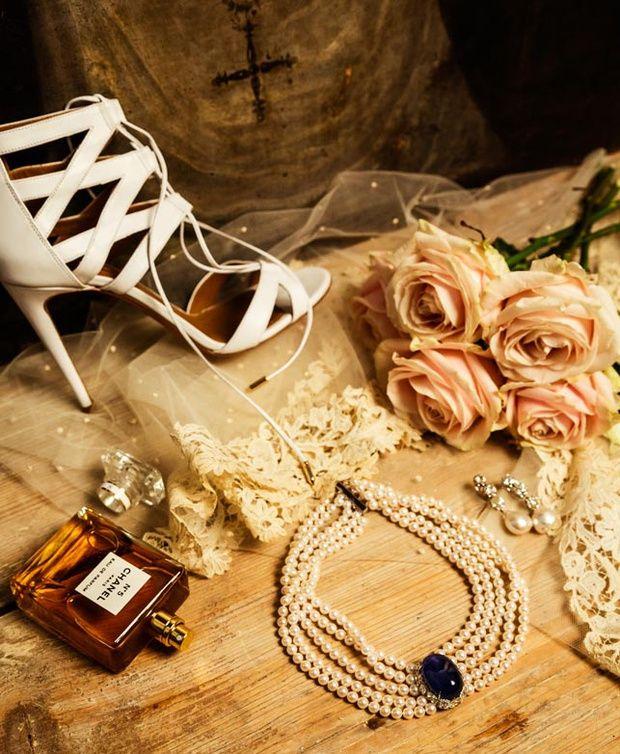 Joyas y accesorios para las futuras novias - http://kcy.me/179x5 #bodas #novias #bridals: