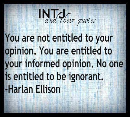 Intj Quotes. QuotesGram by @quotesgram