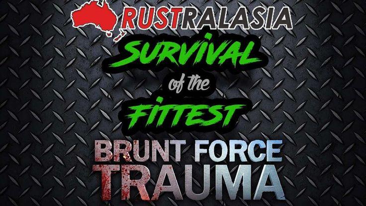 Rust - Survival of the Fittest: Wirst du überleben? - https://wp.me/p68XVx-8J0 #games #gaming #survival #horror #Battle_Royale #Community Rust