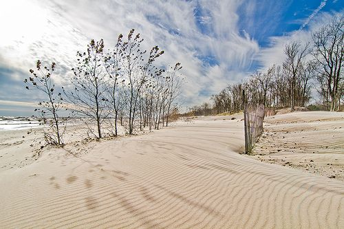 Long Point Provincial Park, Lake Erie, Ontario