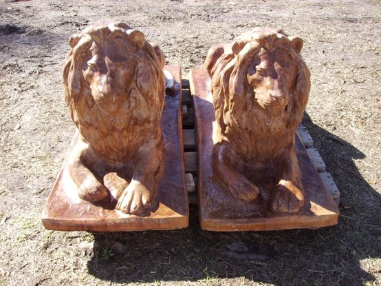 1000 Images About Lion Statues On Pinterest Statue Of