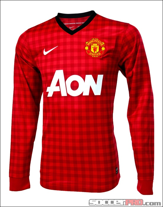 35db97225d0 ... nike manchester united long sleeve home jersey 2012 2013...89.99 manchester  united everything