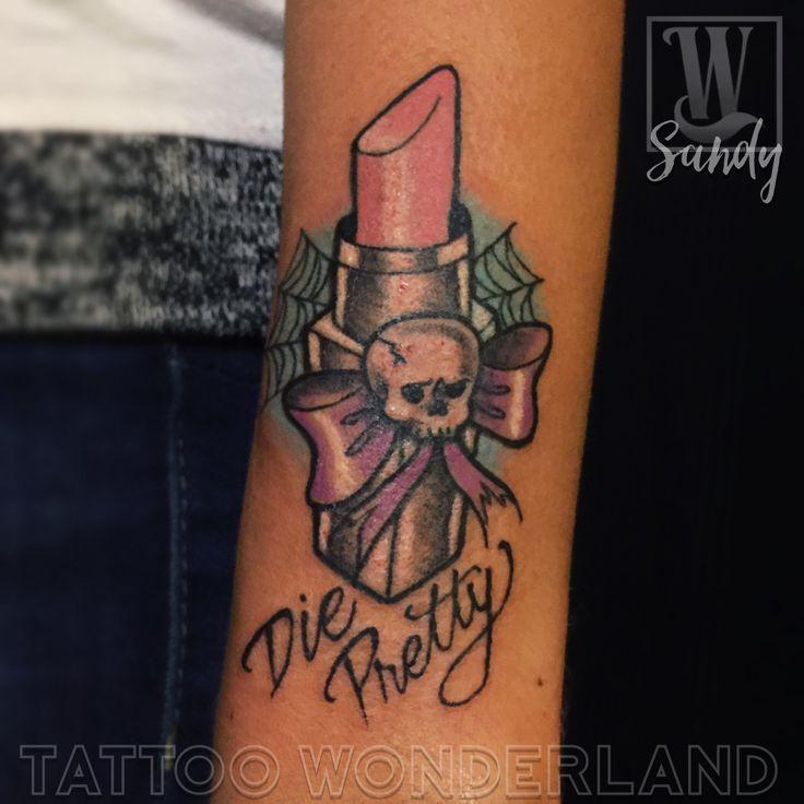 25 best ideas about lipstick tattoos on pinterest for Love lipstick tattoo