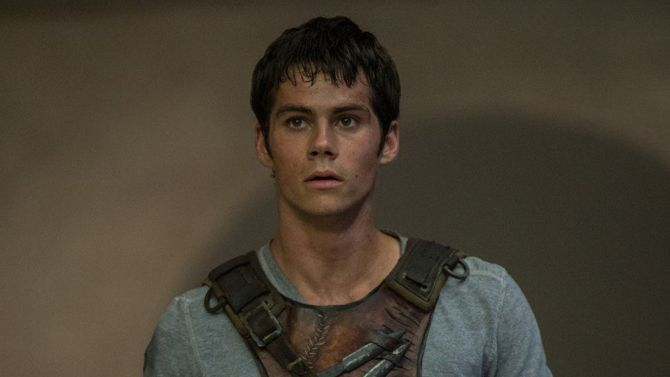 Dylan O'Brien Maze Runner Death Injury & Kylie Kendall Jenner work real people look - https://movietvtechgeeks.com/dylan-obrien-maze-runner-death-injury-kylie-kendall-jenner-work-real-people-look/-While being a movie star may not be considered the most dangerous career in the world, star Dylan O'Brien still managed to get pretty severely injured while on set of his upcoming movie Maze Runner: The Death Cure.