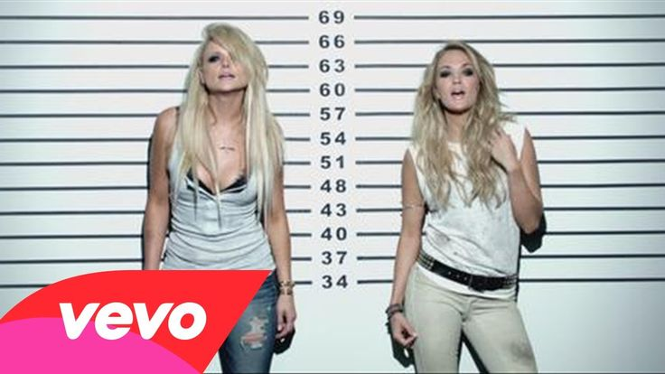 Miranda Lambert - Somethin' Bad (Duet with Carrie Underwood) love it so much!!