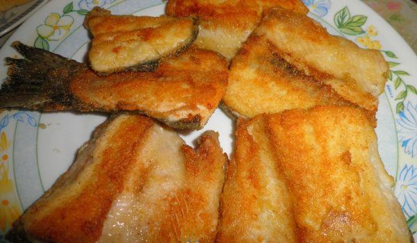 Пържена #пъстърва с домашна Гарам масала От Севда Андреева http://recepti.gotvach.bg/r-50175