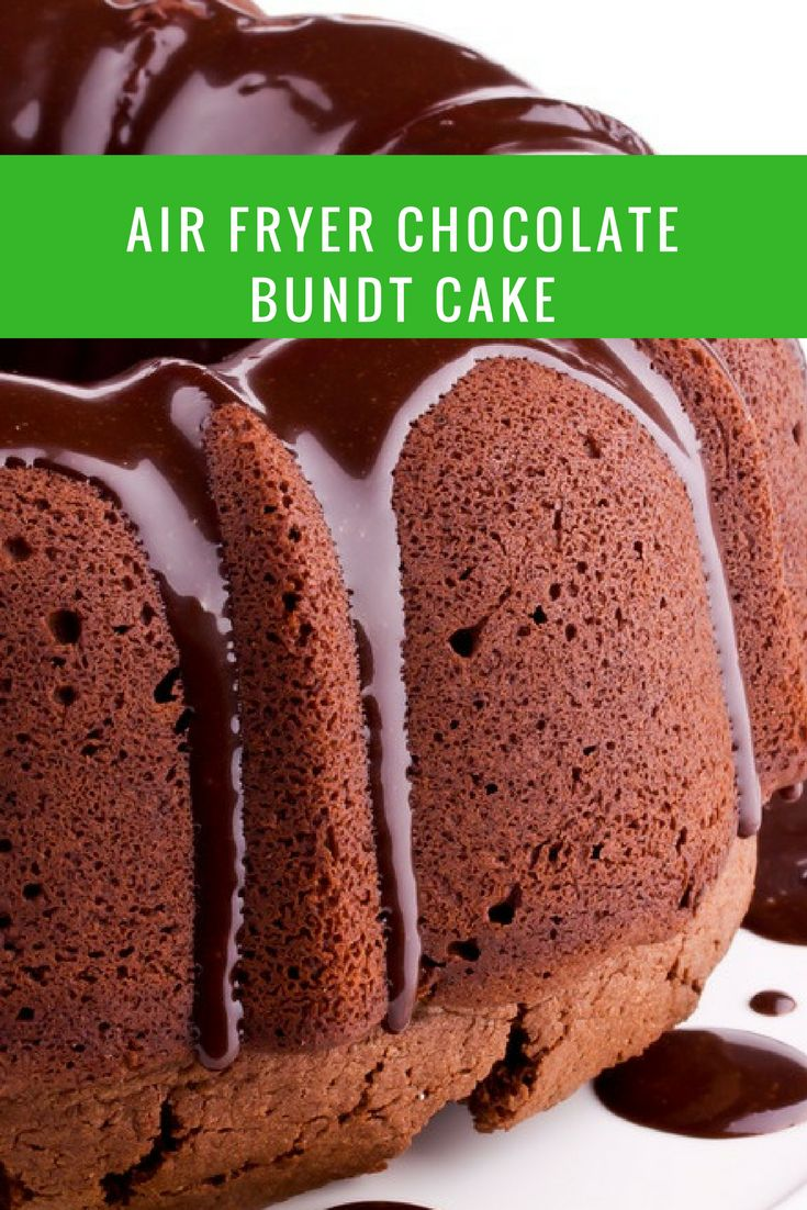 Air Fryer Homemade Chocolate Cake Fork To Spoon Recipe