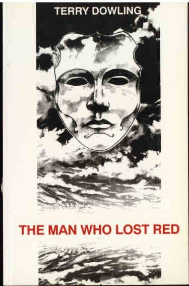 The Man Who Lost Red. #mask #fog #terrydowling #bookcover