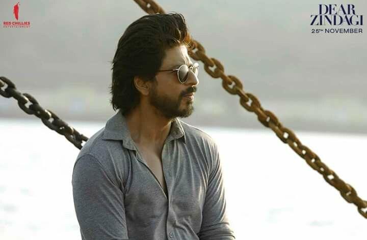 Shah Rukh Khan {Dear Zindagi}