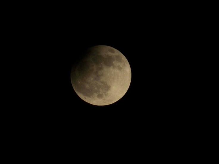 partial lunar eclipse 2013