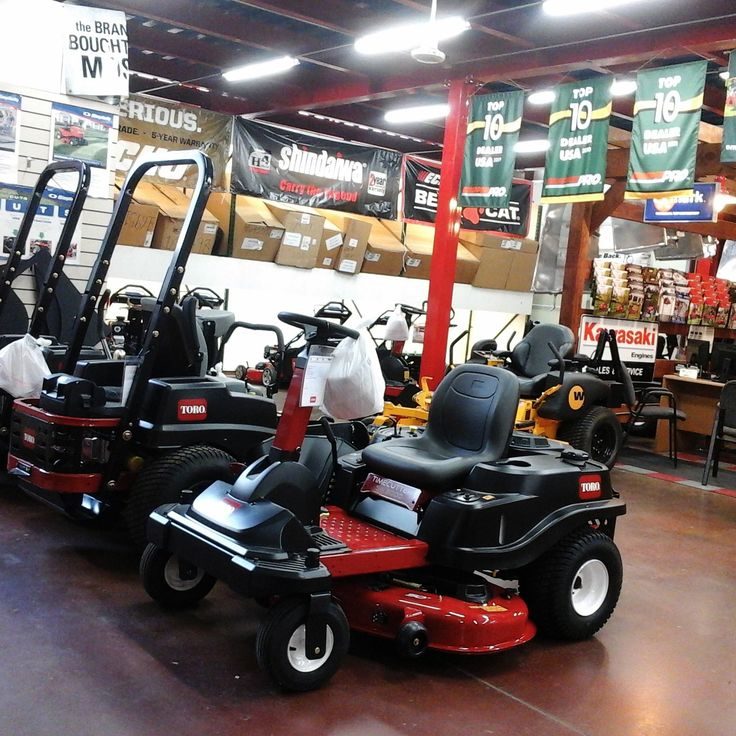 For all the Toro fans out there, we have got Toro mowers!! #toro #mower #showroom #interstatesuppliesandservices #local #dealer #stallingsnc #monroenc #charlottenc #sales #deals #comeintoday #checkoutourshowroom #