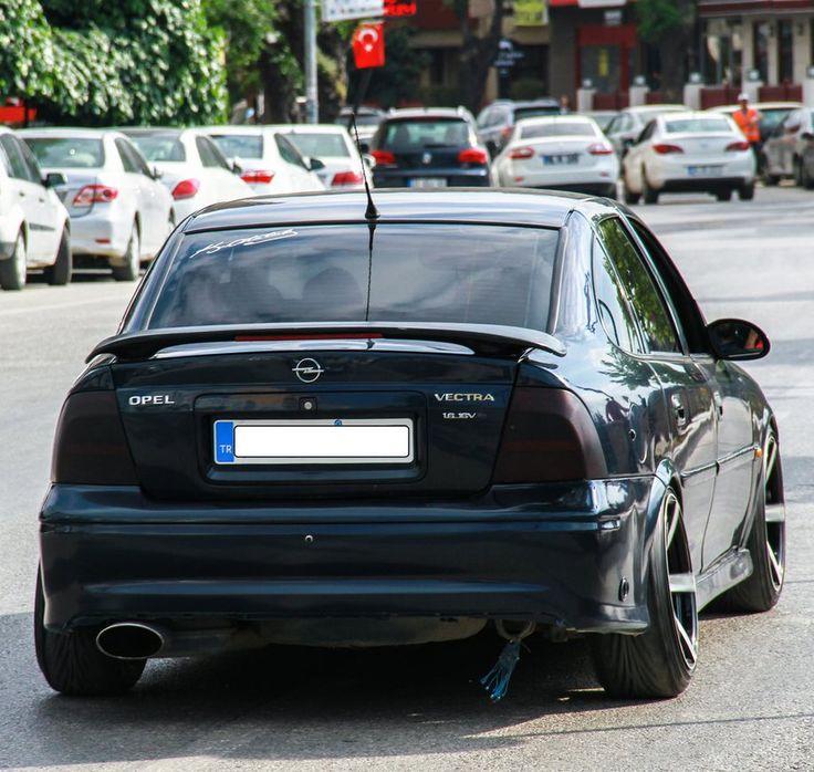 Slammed Opel Vectra B 1.6 16v