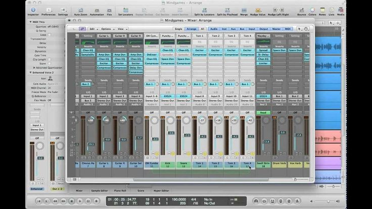 how to add loops to logic pro x