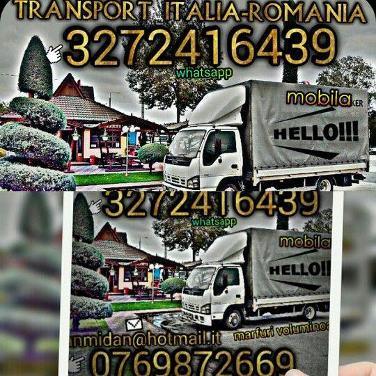 Transport Italia Romania