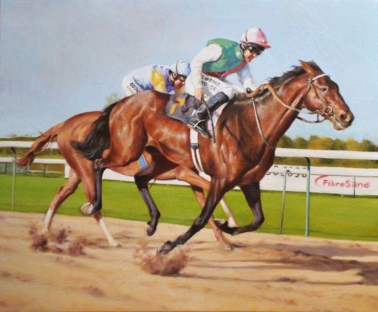 Oil on canvas - 72,5 x 60 cm