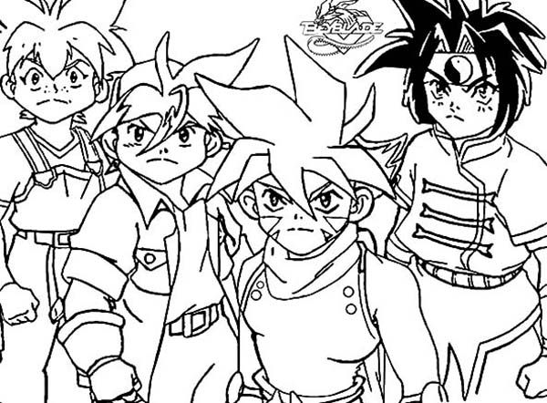 Beyblade Metal Fight Coloring Pages : Best Place to Color ...