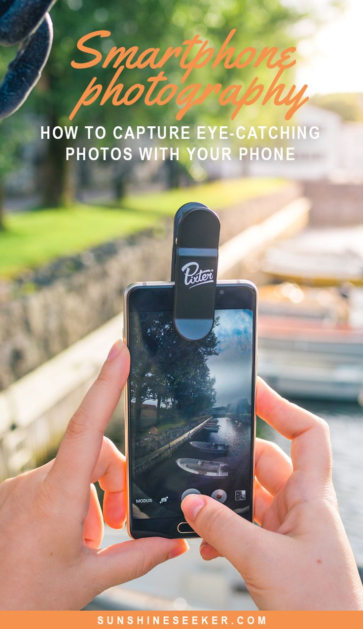 Smartphone photography tips: How to capture quality photos with your phone