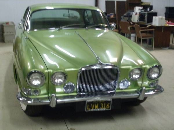 1963 Jaguar Mark 10 **nearly New Cond.* Hollywood!**- 4345 Miles $32,500.00   I found this on http://zillacar.com/813653/vehicle-details/?, (A website that searches all other websites for vehicles for sale in the All Locations area.) It was originally listed on Craigslist on 2013-11-24 14:55:02.