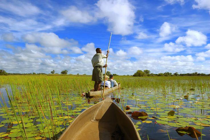 Botswana | Mit dem Mokoro durchs Okavango-Delta