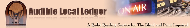 Audible Local Ledger, Inc.