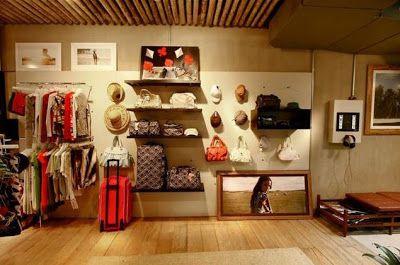 DICAS decoração de loja de roupa