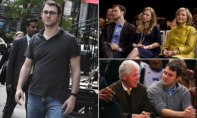 Chelsea Clinton's contemptuous husband Marc Mezvinsky has 'nothing to say' to his investors - despite losing 90 percent of their millions i | Daily Mail Online
