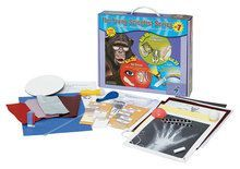 The Young Scientists Club - Set 7 - The Senses, Light and Bones and Muscles Kits - Multi, WH-925-1107