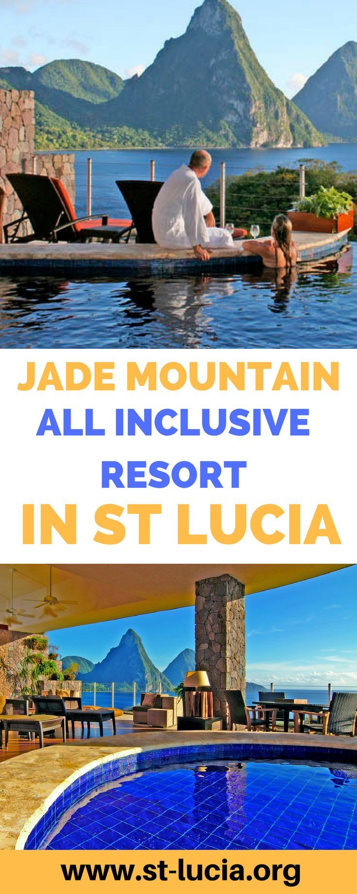 Jade Mountain St Lucia is the best Hotel in St Lucia. Get married at the Jade Mountain hotel in St Lucia. Jade Mountain all inclusive resort in St Lucia. Book your next vacation at the Jade Mountains. #StLucia #JadeMountainsstlucia #Stluciatravels