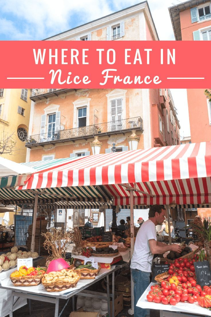 What to eat in Nice, France? Here are our favourite picks!