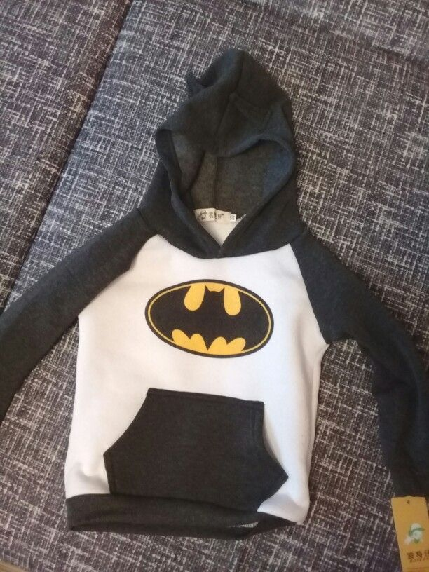 f31564832 Cute Batman Baby Clothing Set Cartoon Baby Boy Clothing Set