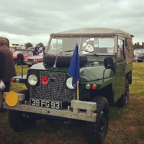 114 Best Images About Land Rover LIGHTWEIGHT On Pinterest