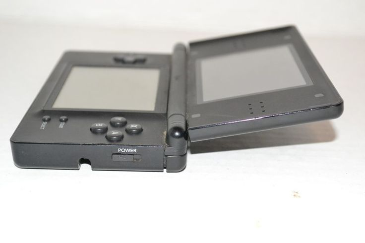 Nintendo Black 2DS Lite Gaming System UNTESTED Salvage