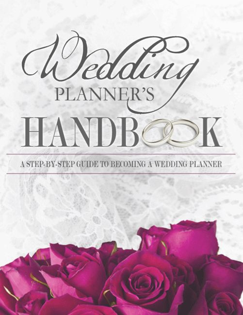 Wedding Planner's Handbook — The Wedding Planner Book