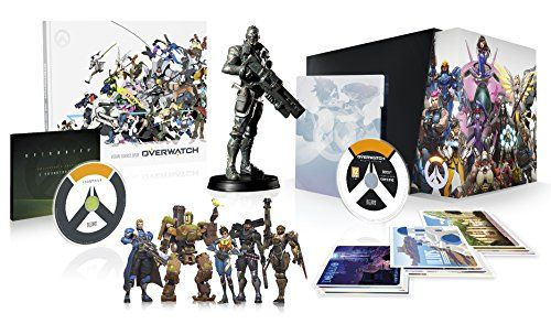 The Overwatch Collector's Edition comes with a host of amazing bonus content, a must-have for fans of Blizzard Games.  Collector's Edition Includes:  Overwatch: Origins Edition