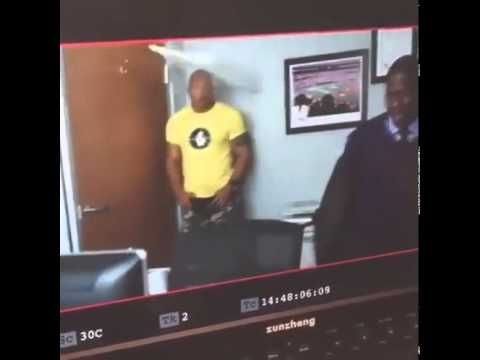 Kevin Hart And 'The Rock' Bloopers On The Set Of 'Central Intelligence'