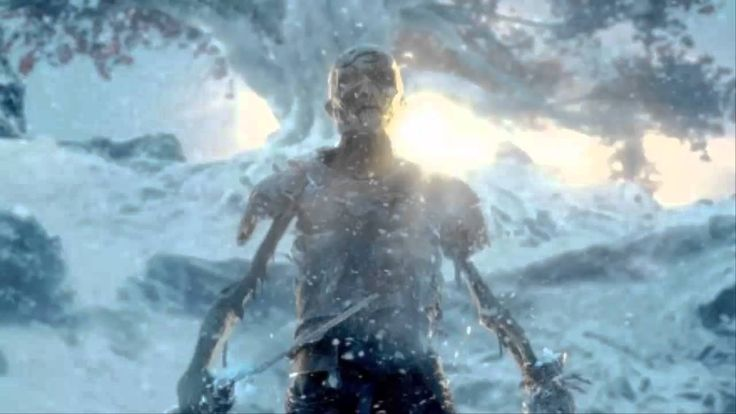 Game of Theories: White Walkers