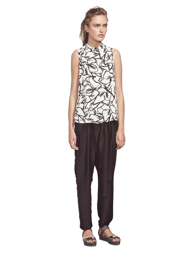 Akin By Ginger & Smart - Inscription Top