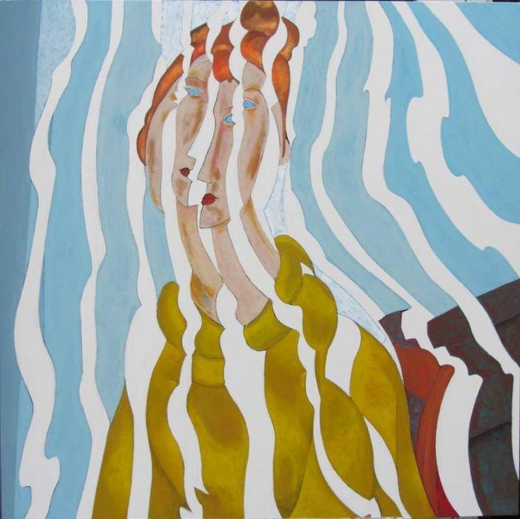 Ode aan Modigliani (Alphons Arts)