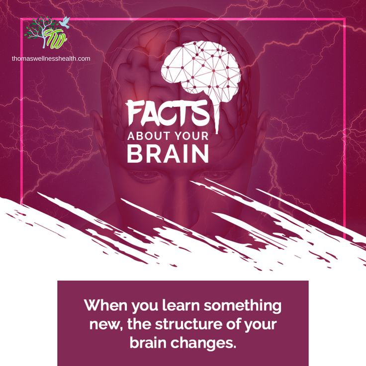 Do you know when you are learning, the structure of your brain can change? The science of neuroplasticity!