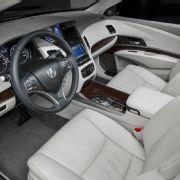2014 Acura RLX Sport Hybrid Interior Cockpit