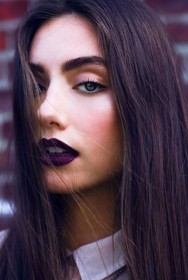 25+ best ideas about Purple lipstick on Pinterest | Purple lips ...