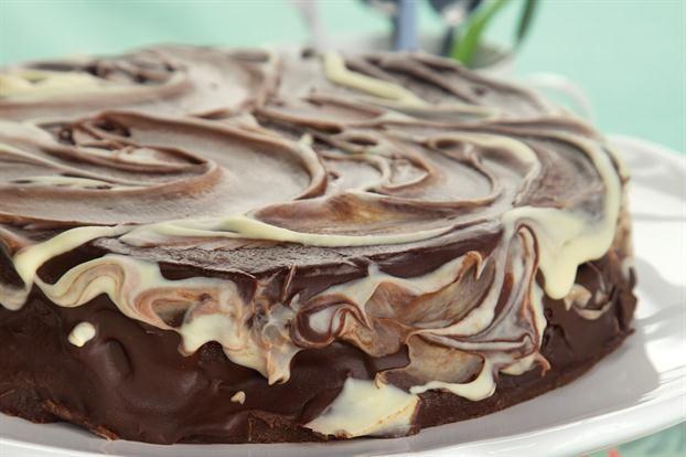 Receta de Pastel Húmedo de Chocolate