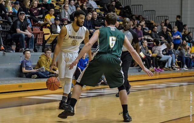 """Manitoba's Justus Alleyn Selected to Canadian National Team for 2017 FISU Summer Games  Bison Men's Basketball player Justus Alleyn has been selected to Canadian National Team for the 2017 Summer Universiade FISU Games in Chinese Taipei (International University Sports Federation) from August 19-30 2017. For Alleyn 21 this is his first Team Canada selection for a Summer Universiade. Alleyn commented """"I'm blessed and honoured to represent Canada and the University of Manitoba this summer at…"""
