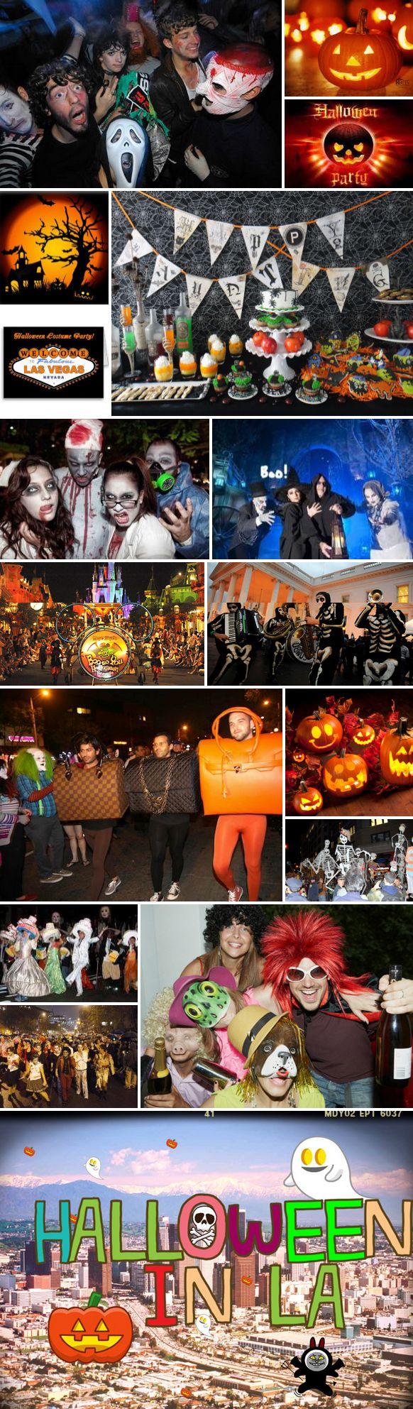 halloween events usa